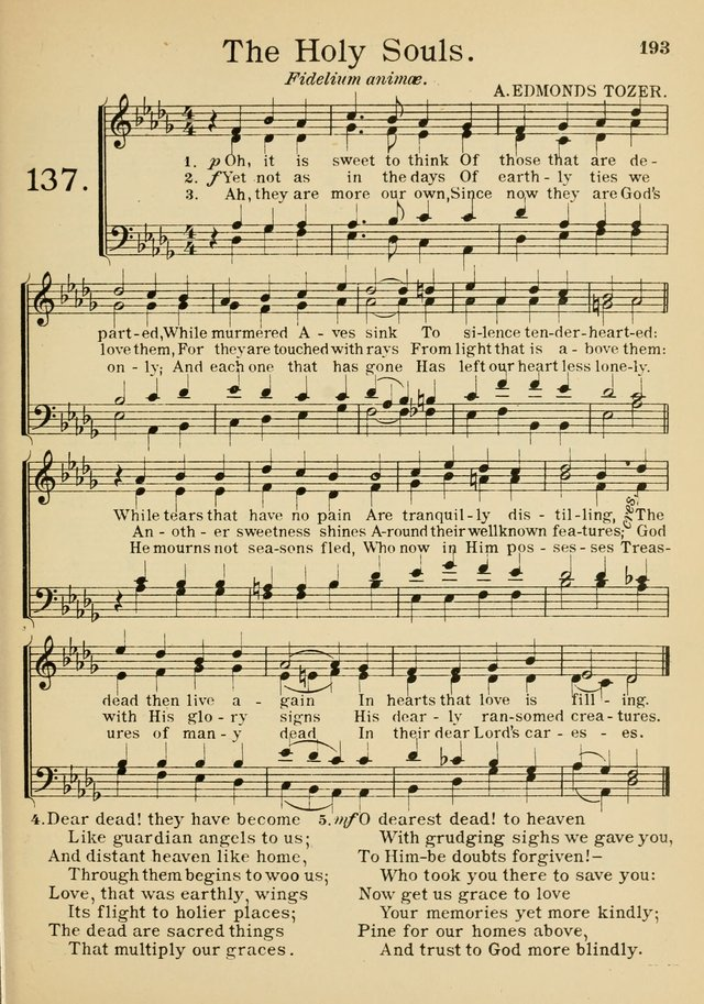 Catholic Church Hymnal with Music page 218