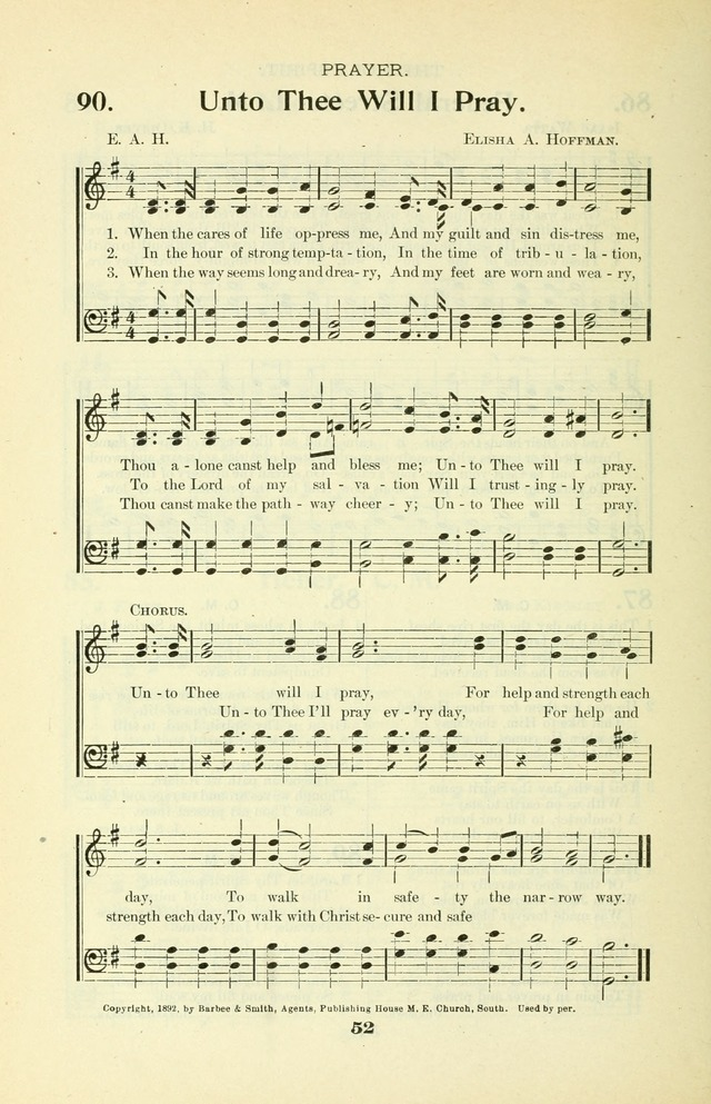 The Christian Church Hymnal page 123