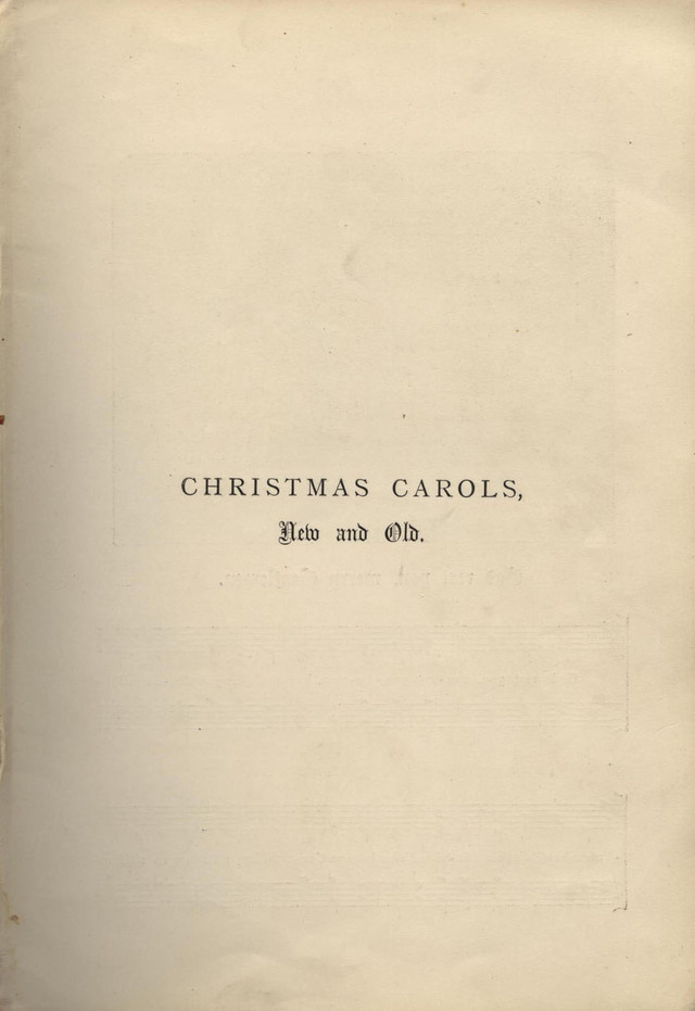 Christmas Carols New and Old: Series 1 and 2 page vi