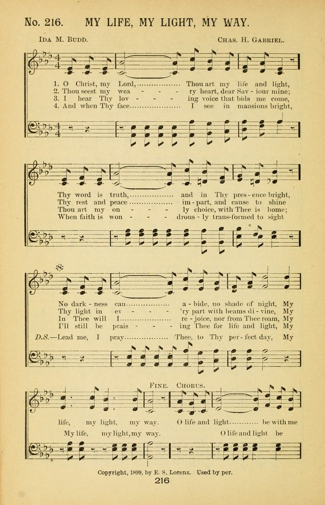 Crowning Day, No. 6: A Book of Gospel Songs page 86