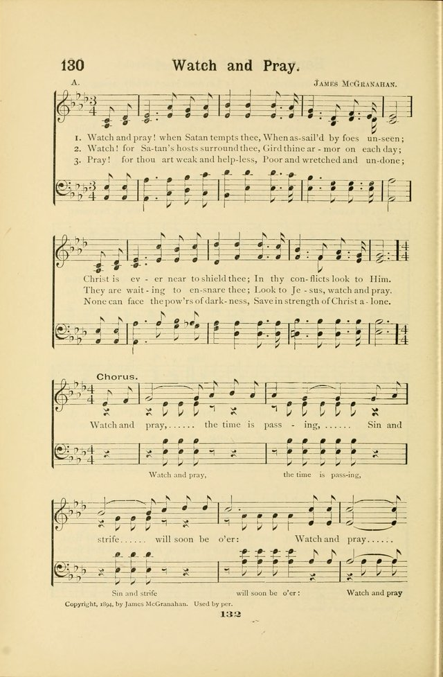 Christian Endeavor Hymns page 137
