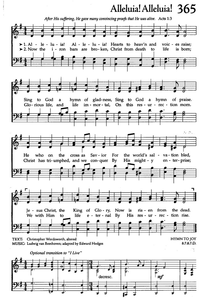 The Celebration Hymnal: songs and hymns for worship page 359