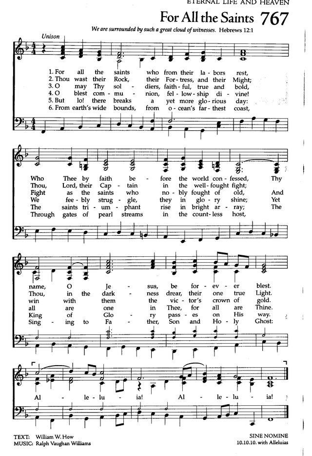 The Celebration Hymnal: songs and hymns for worship page 733