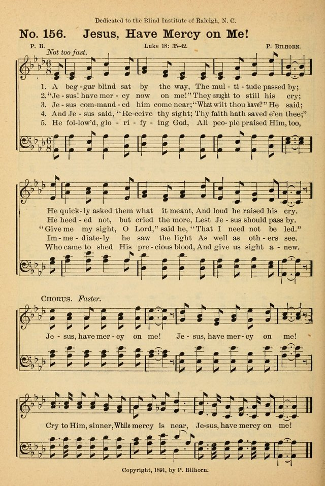 Crowning glory no. 2: a collection of gospel hymns page 169