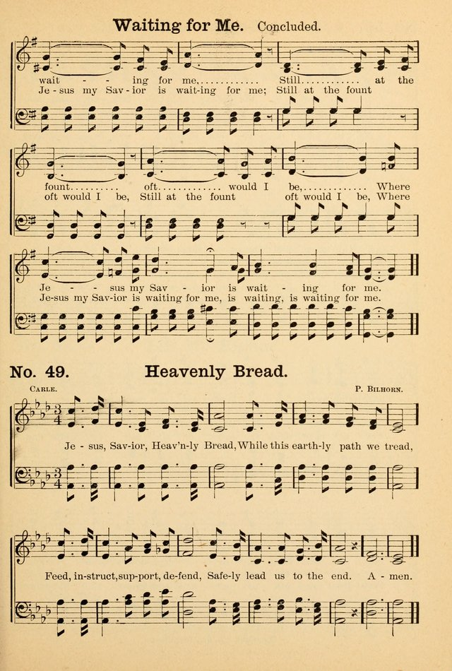 Crowning glory no. 2: a collection of gospel hymns page 56