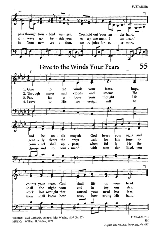 Celebrating Grace Hymnal page 53