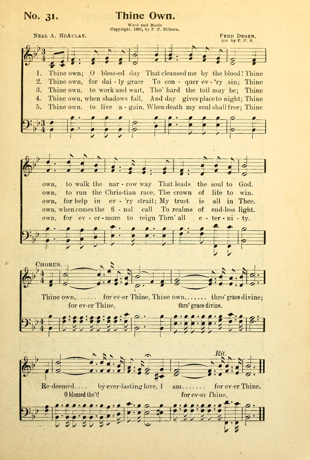 The Century Gospel Songs page 31