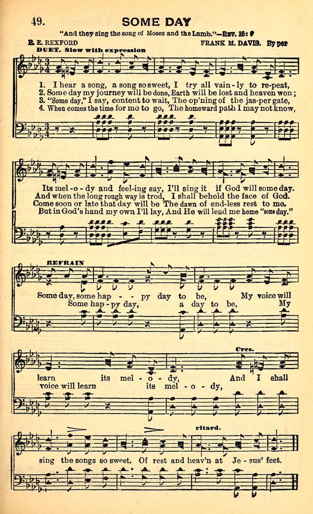 I hear a song, a song so sweet - Hymnary.org