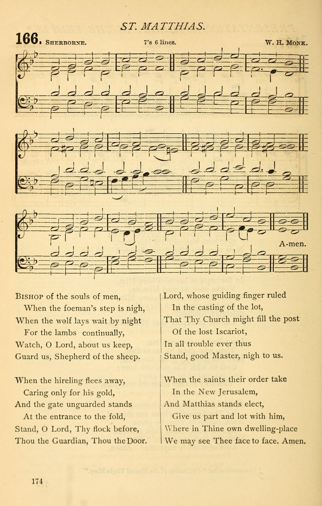 Church Hymnal page 174