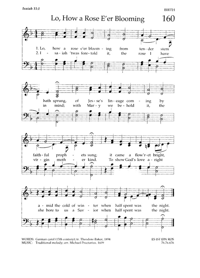 Chalice Hymnal page 157
