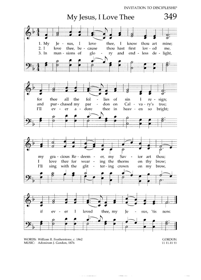 Chalice Hymnal page 331
