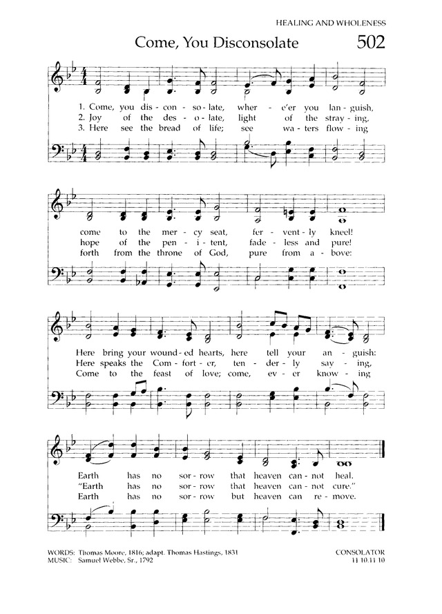 Chalice Hymnal page 477