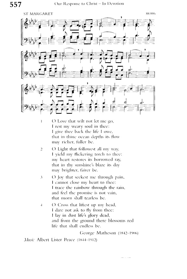 Church Hymnary (4th ed.) page 1049