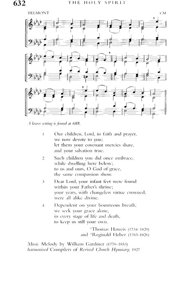 Church Hymnary (4th ed.) page 1176