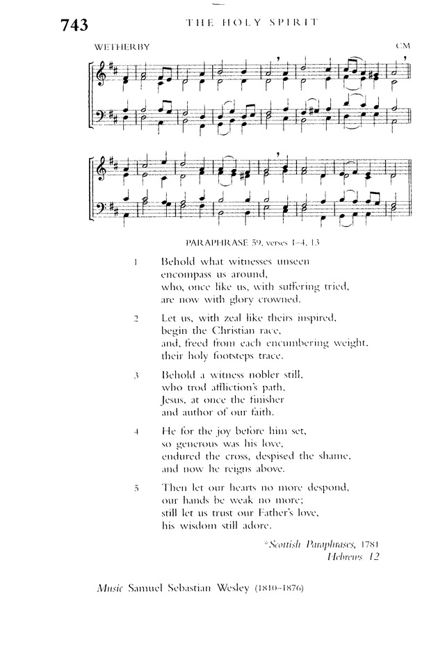 Church Hymnary (4th ed.) page 1374