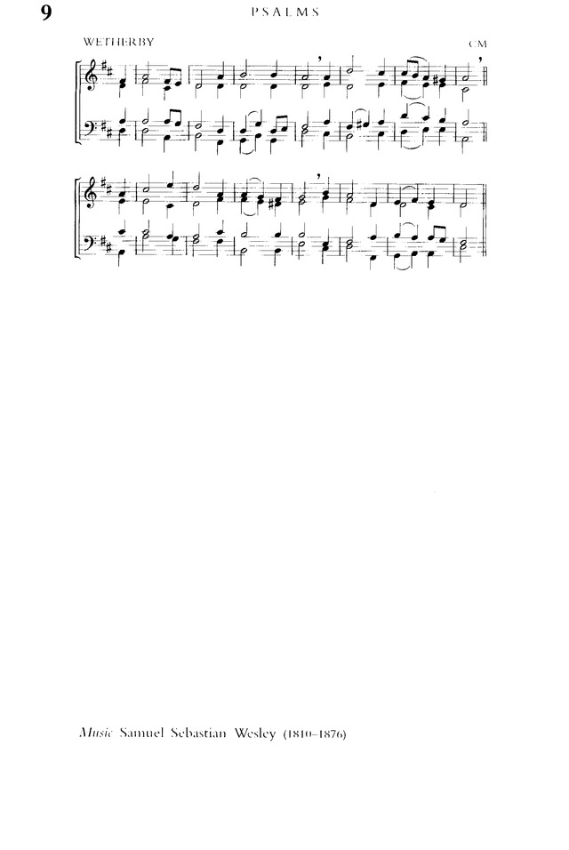 Church Hymnary (4th ed.) page 17