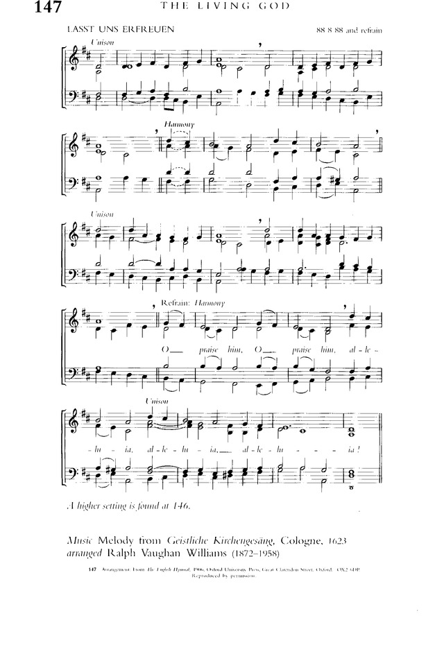 Church Hymnary (4th ed.) page 264