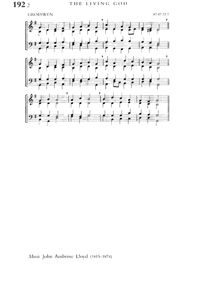 Church Hymnary (4th ed.) page 360