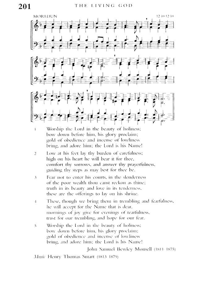 Sanctissimus | Hymnary.org