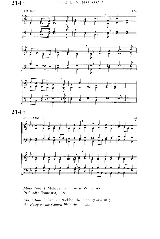 Church Hymnary (4th ed.) page 402