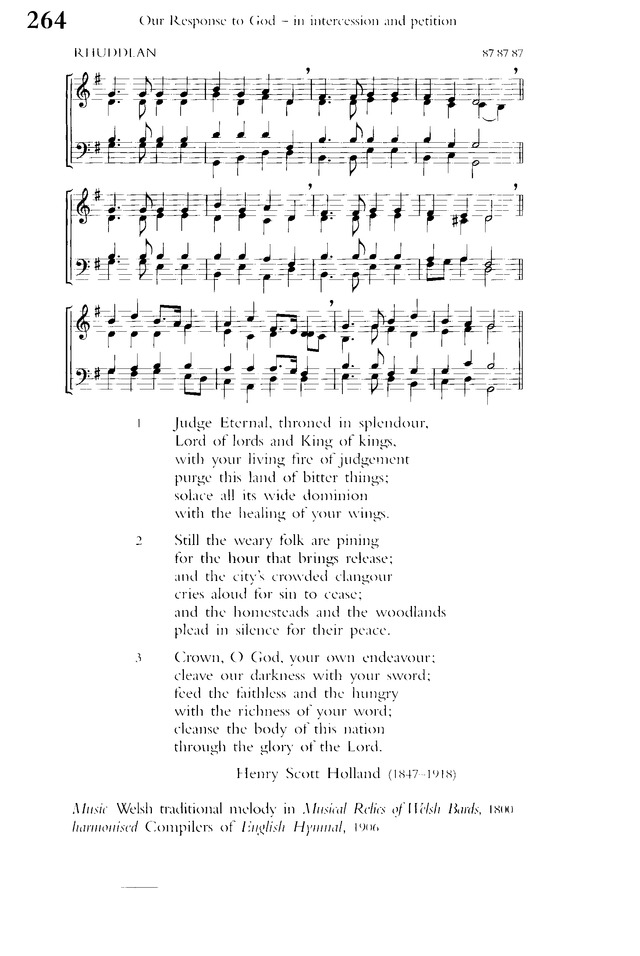 Church Hymnary (4th ed.) page 501