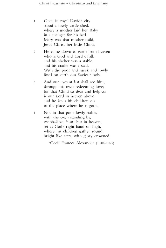 Church Hymnary (4th ed.) page 600