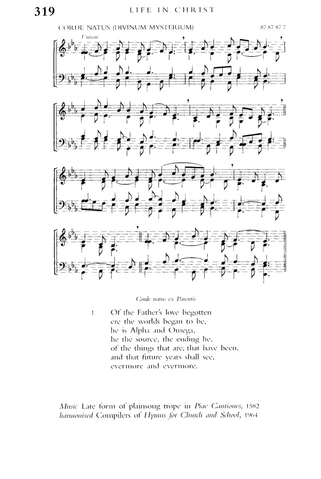 Church Hymnary (4th ed.) page 604