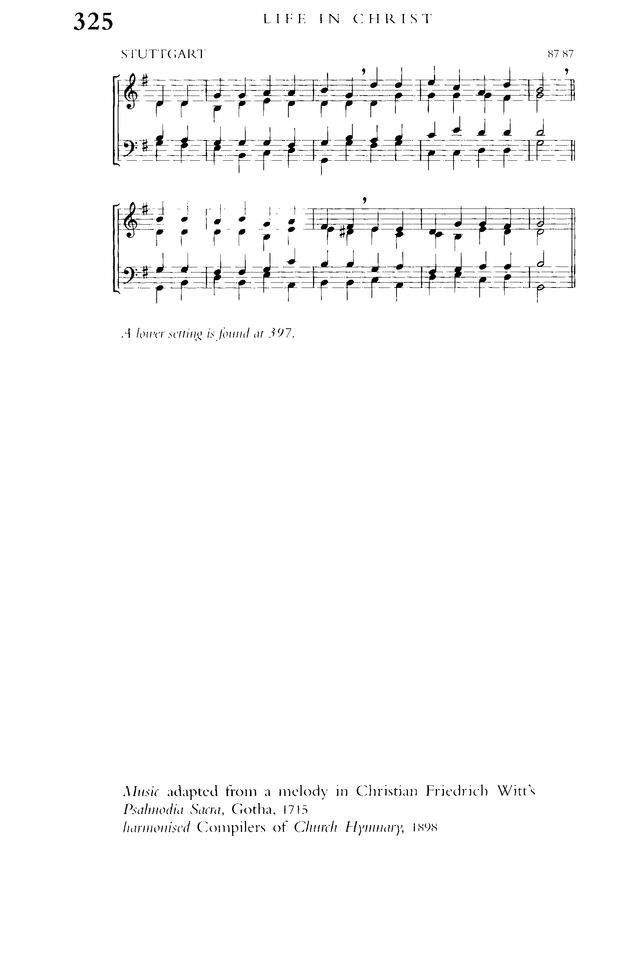 Church Hymnary (4th ed.) page 616