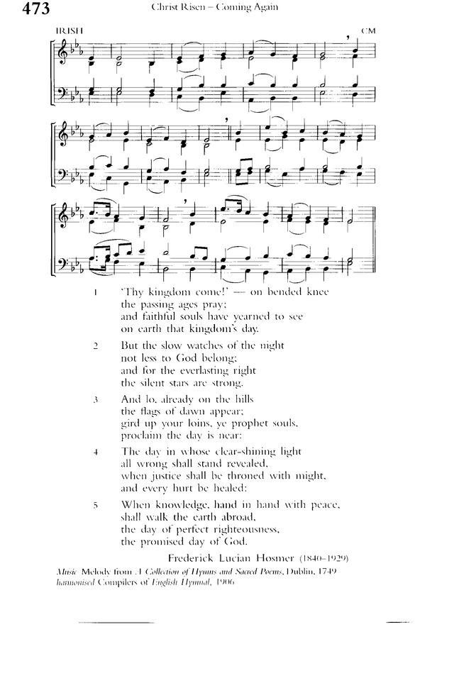 Church Hymnary (4th ed.) page 897