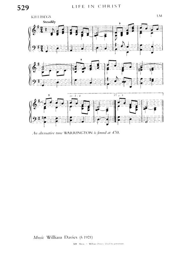 Church Hymnary (4th ed.) page 994