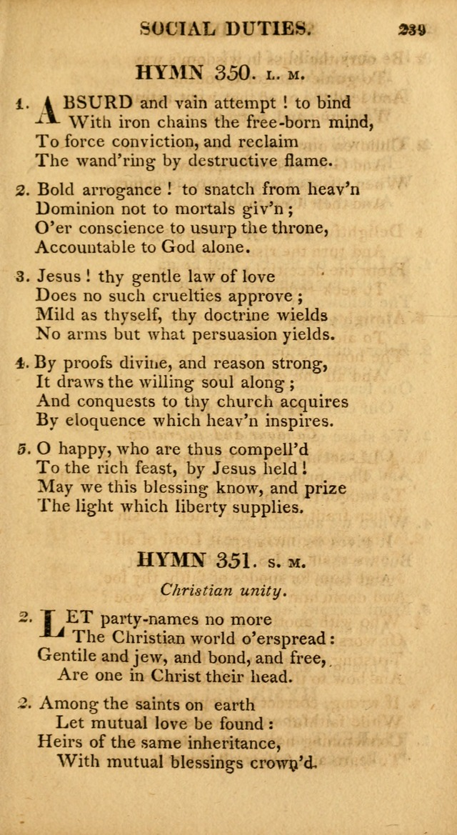 A Collection of Hymns and A Liturgy: for the use of Evangelical Lutheran Churches; to which are added prayers for families and individuals page 241