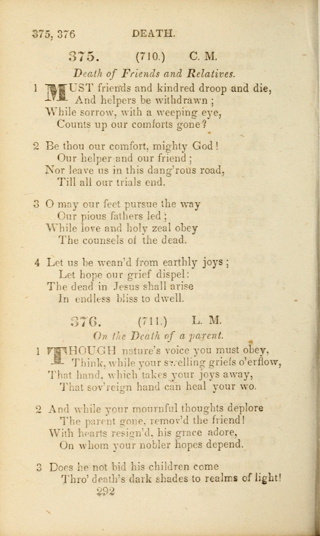 A Collection of Hymns and Prayers, for Public and Private Worship page 297
