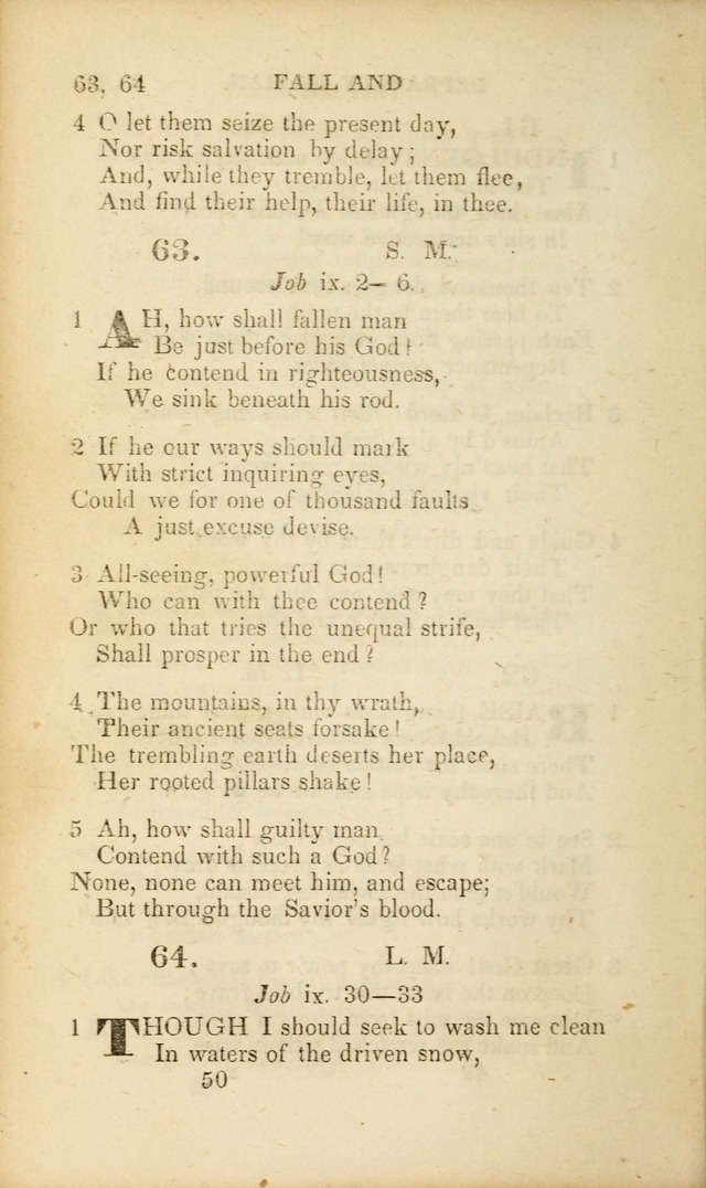 A Collection of Hymns and Prayers, for Public and Private Worship page 55