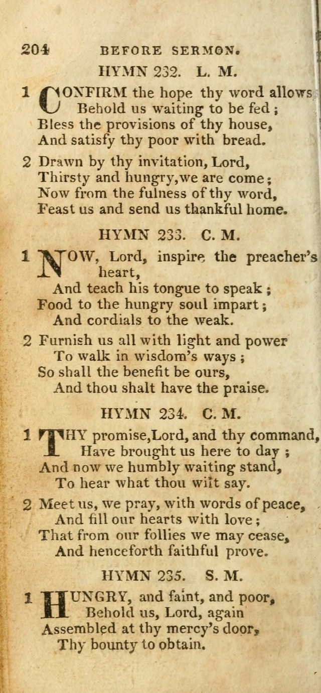 The Christian Hymn-Book (Corr. and Enl., 3rd. ed.) page 206