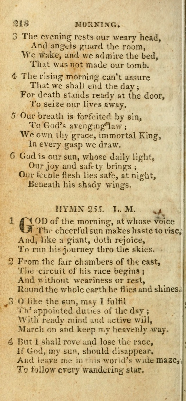 The Christian Hymn-Book (Corr. and Enl., 3rd. ed.) page 220