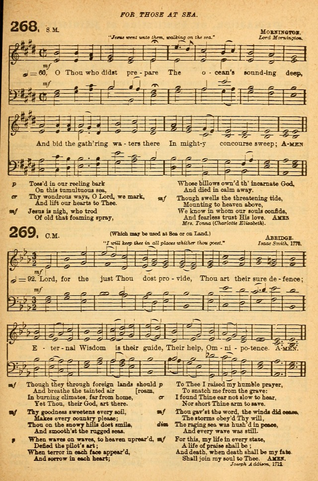 The Church Hymnal with Canticles page 238
