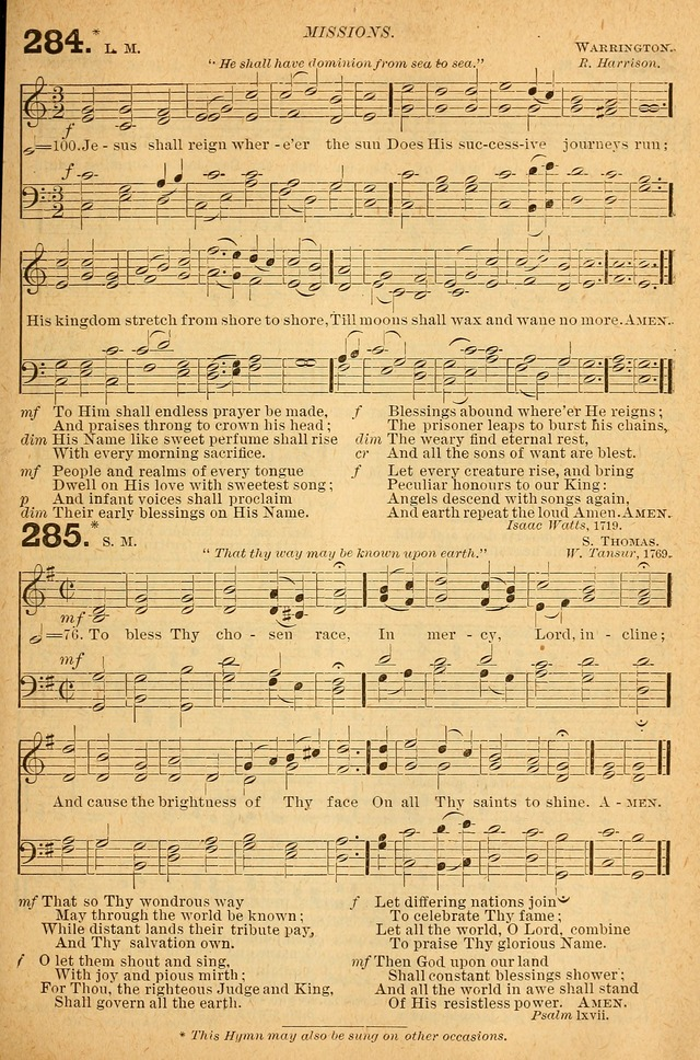 The Church Hymnal with Canticles page 250