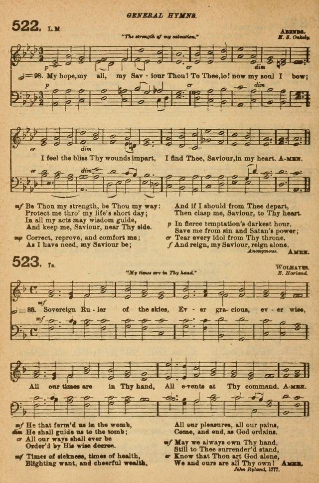 The Church Hymnal with Canticles page 459