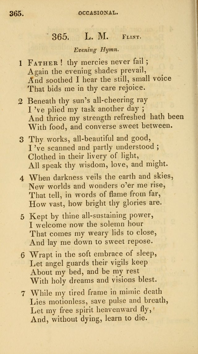 A Collection of Hymns, for the Christian Church and Home page 285