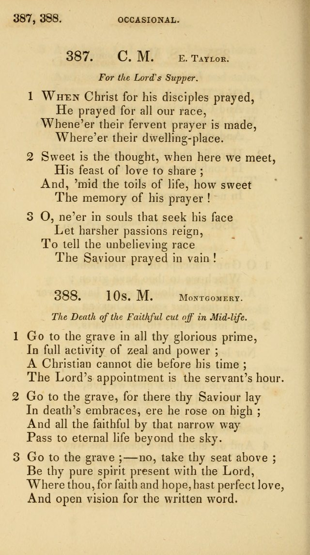 A Collection of Hymns, for the Christian Church and Home page 299