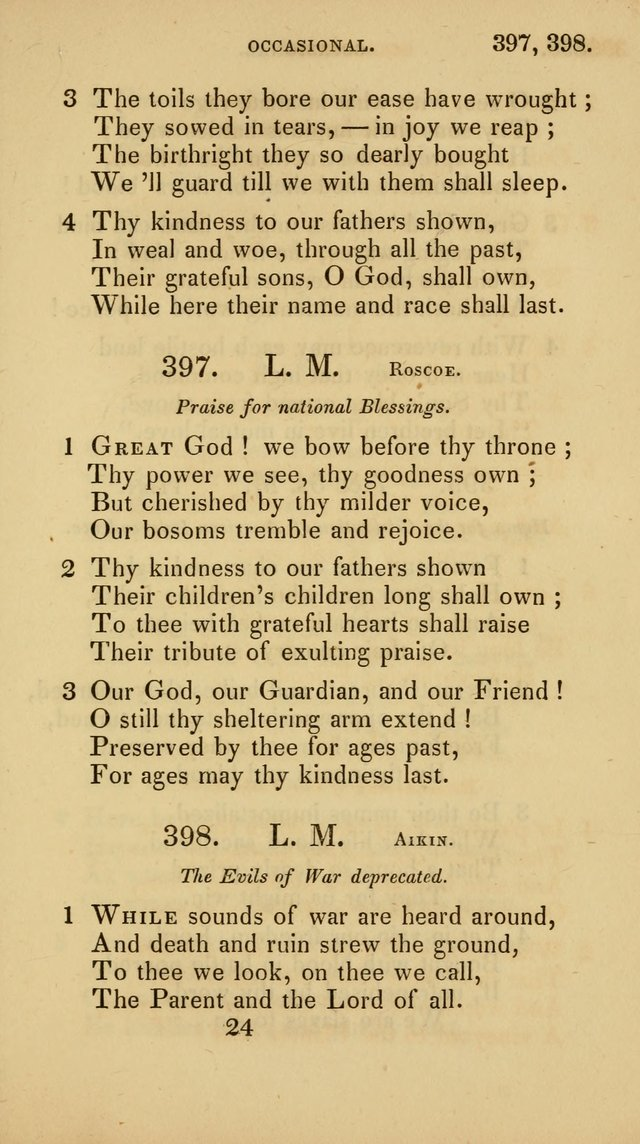 A Collection of Hymns, for the Christian Church and Home page 306