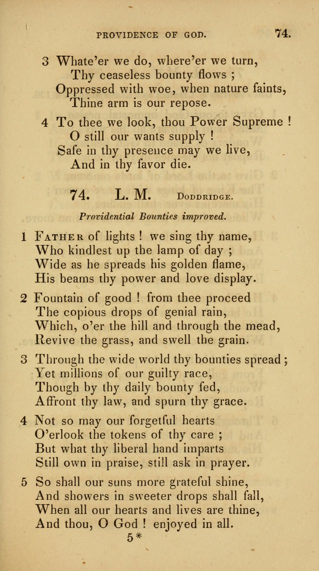 A Collection of Hymns, for the Christian Church and Home page 84