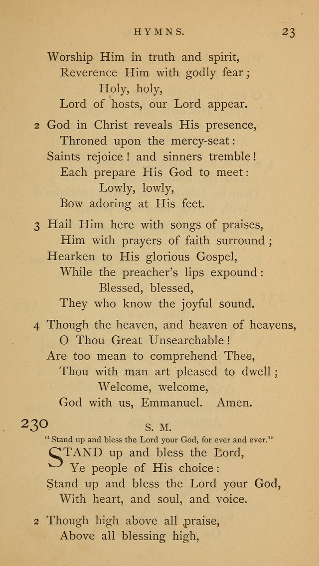 "A Church hymnal: compiled from ""Additional hymns,"" ""Hymns ancient and modern,"" and ""Hymns for church and home,"" as authorized by the House of Bishops page 30"