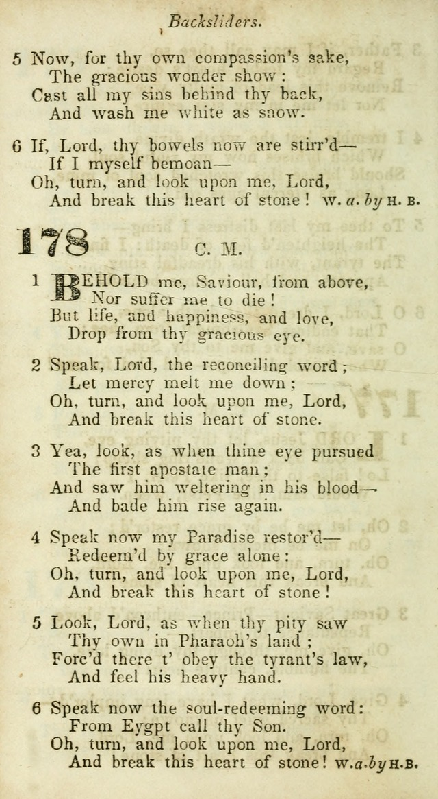 A Collection of Hymns: for camp meetings, revivals, &c., for the use of the Primitive Methodists page 244