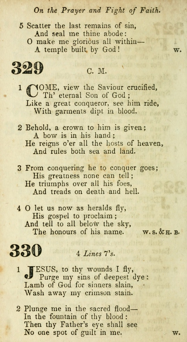 A Collection of Hymns: for camp meetings, revivals, &c., for the use of the Primitive Methodists page 336
