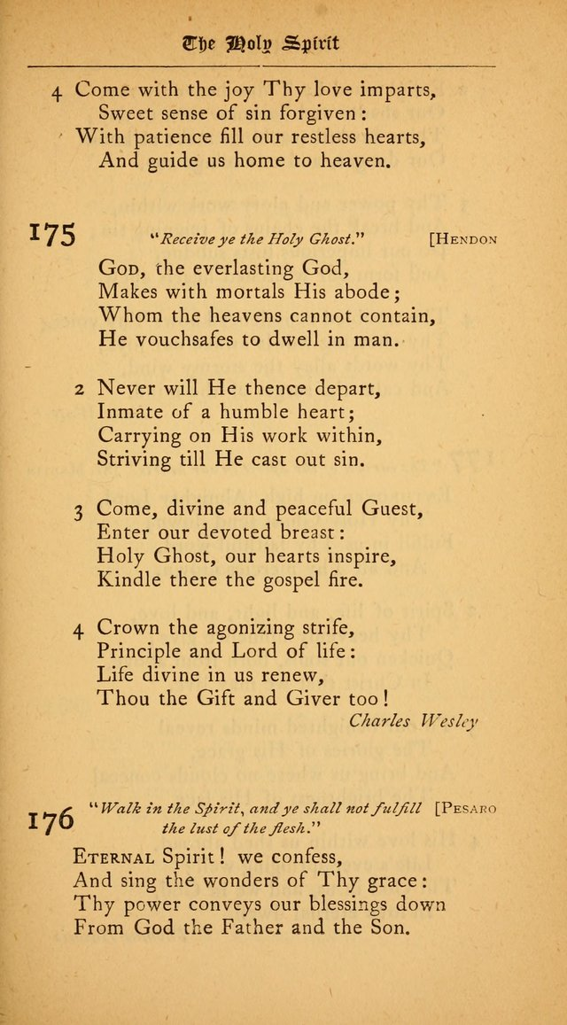 The College Hymnal: for divine service at Yale College in the Battell Chapel page 127