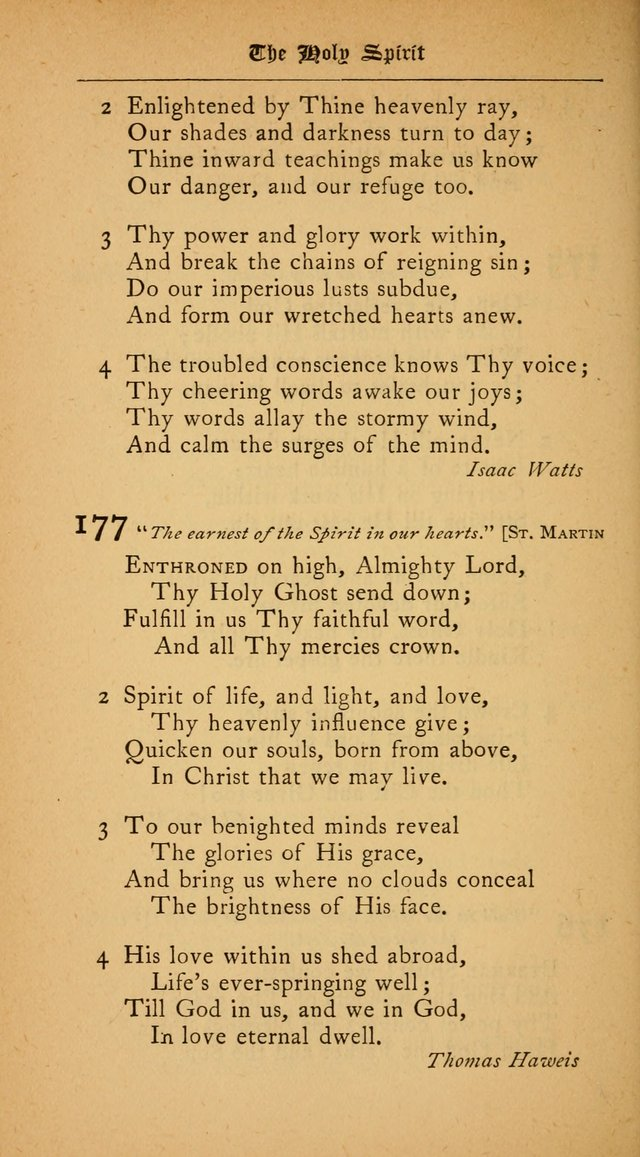 The College Hymnal: for divine service at Yale College in the Battell Chapel page 128