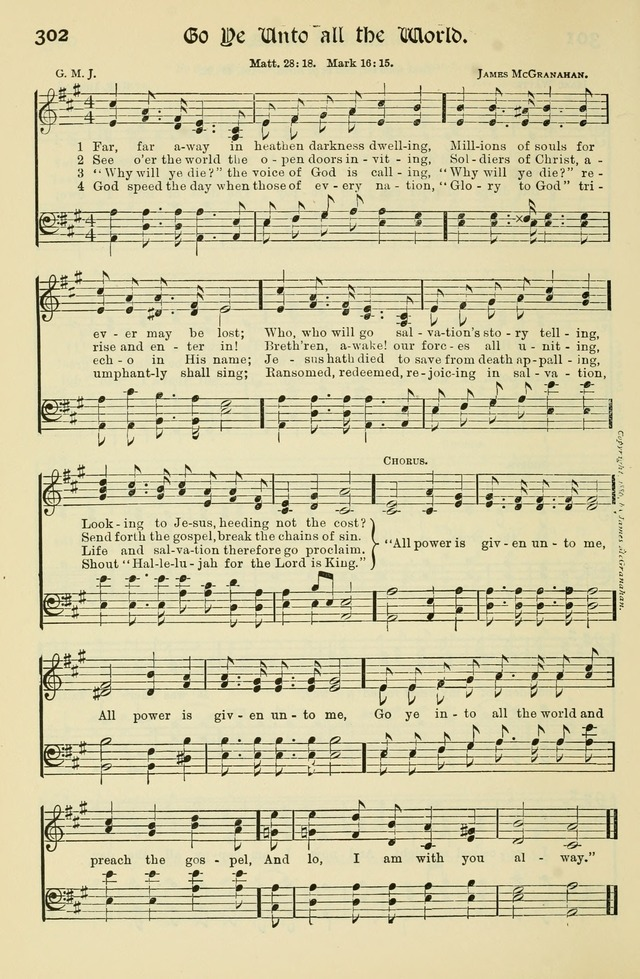 Church Hymns and Gospel Songs: for use in church services, prayer meetings, and other religious services page 138