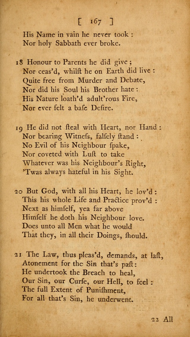 Christian Hymns, Poems, and Spiritual Songs: sacred to the ...