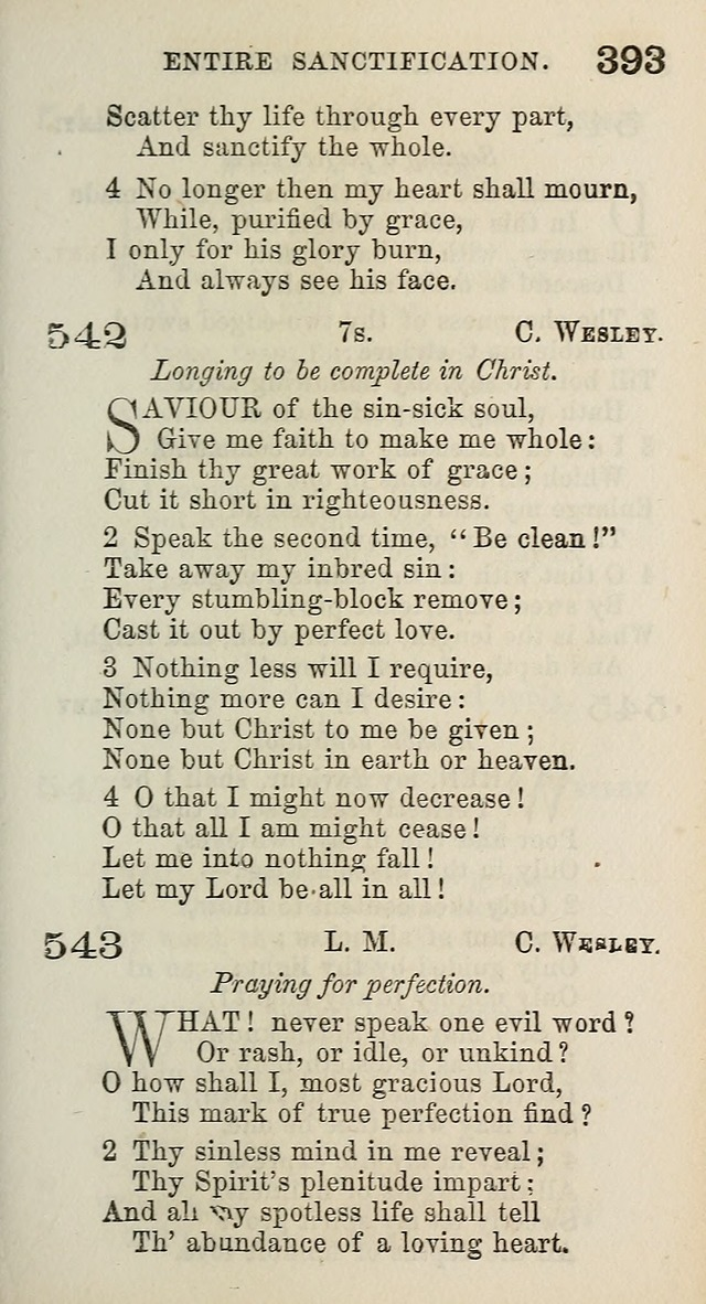 A Collection of Hymns for Public, Social, and Domestic Worship page 395